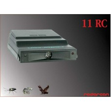 Aparat cu ultrasunete anti rozatoare, lilieci si gandaci (120 mp) 11RC