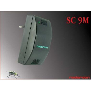 Aparat cu ultrasunete impotriva mustelor (30 mp) SC9M