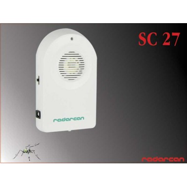 Radarcan SC-27 Aparat anti tantari cu ultrasunete (20mp int. /4mp ext.)
