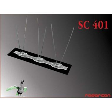 Kit anti-porumbei - montaj simplu oriunde doriti (1 m) SC401